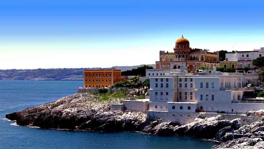 Il sunday times consiglia ai turisti inglesi la localita for Acque pure italia opinioni